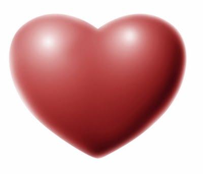 Smukt hjerte..