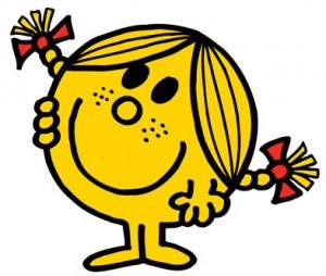 Lille frøken solstråle