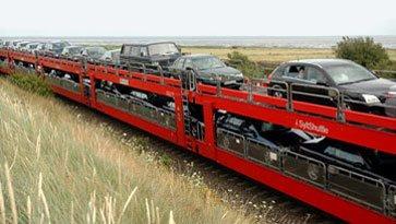 Sylt tog