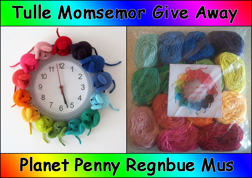Tulle Momsemor Give Away