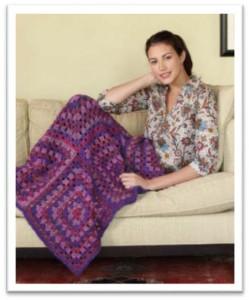 Miss Yvette's Afghan