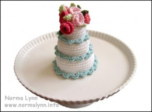Cat - Norma Lynn Cake Sachets