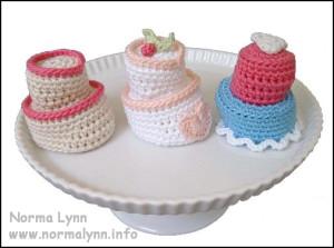 Clumsy Cake - Norma Lynn Cake Sachets