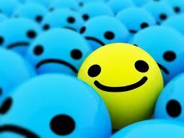 Positiv indgang til livet..