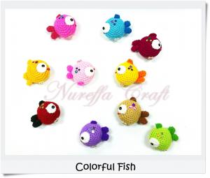 Farvefisk af Nureffa Craft