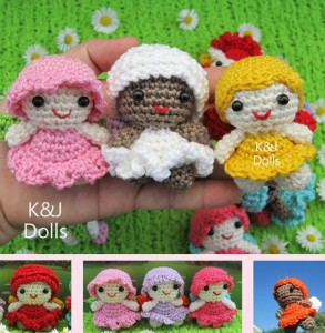 K and J Dolls