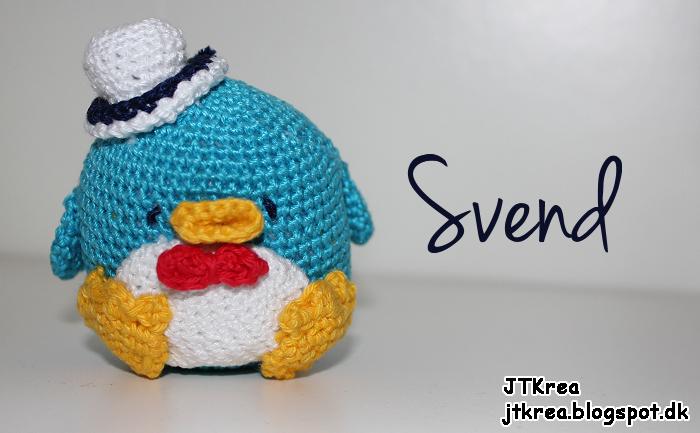 JTKrea: Velkommen Svend