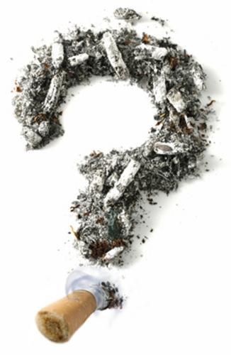 Rygning dræber tid