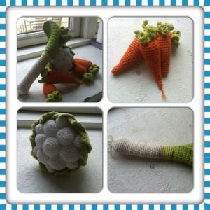 Gulerødder - legemad
