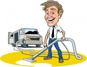 Rengørings-mand søges…