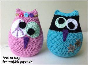 Dizzy Owl – Rundtosset ugle