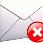 Kika – problemer med din e-mail adresse
