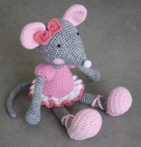 Akryl fnat og en mus uden personlighed
