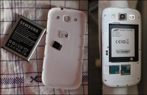 Sådan vasker du din mobil