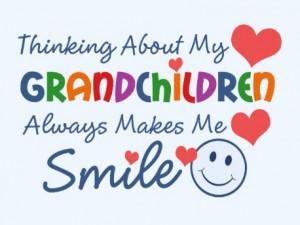 Kærligheden til mine børnebørn