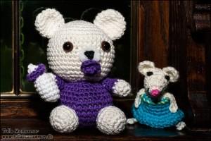Baby bamse til Lena